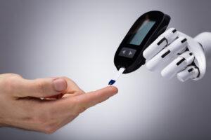 AI and diabetes