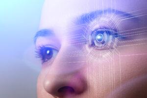 AI retina scan