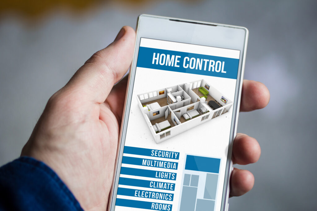 Smart home technology for elderly care
