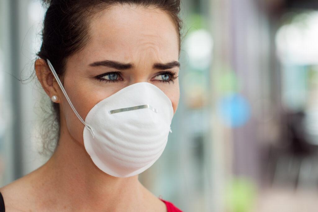 PPE Mask in Public