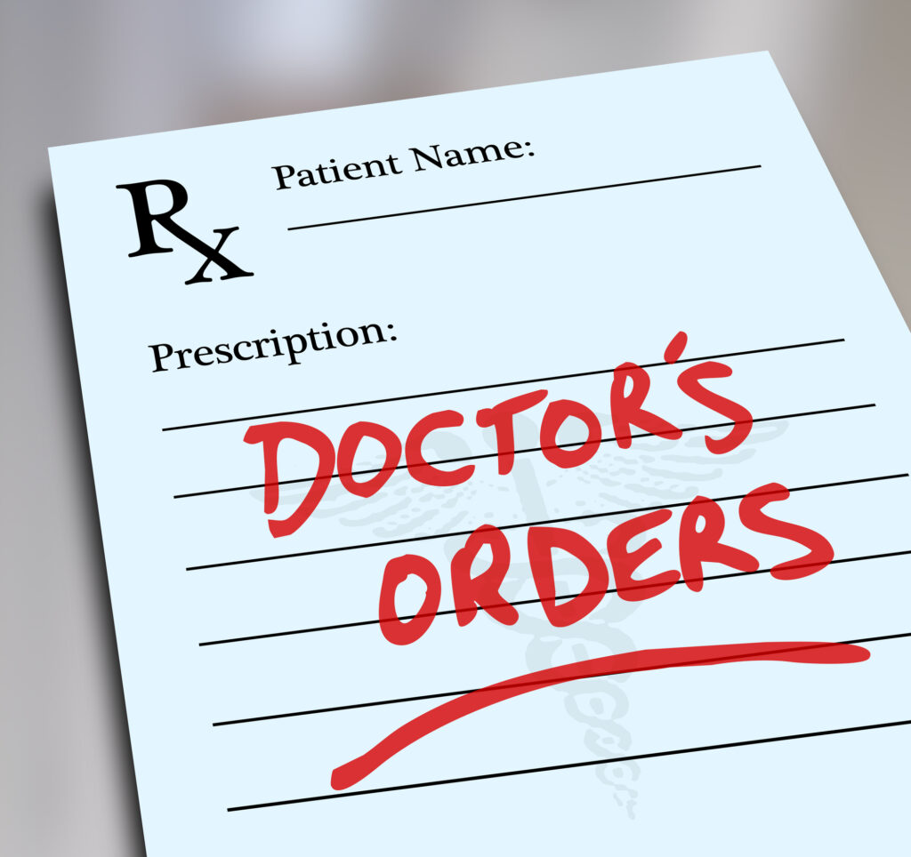 AI for prescribing medication
